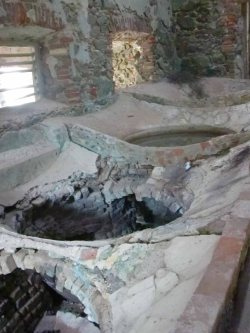 Boiling vats