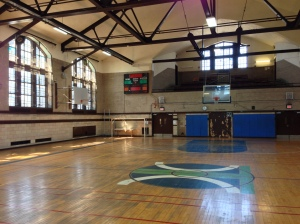 Recognize this gym?