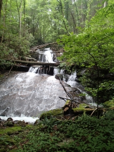 Blood Mountain Cove Falls