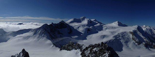 View of Wildspitze.