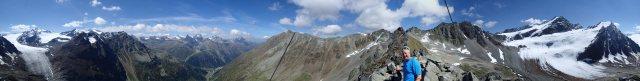Karleskopf 360 panorama