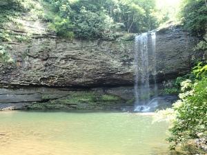 Cherokee Falls, Cloudland Canyon Ste Park, GA