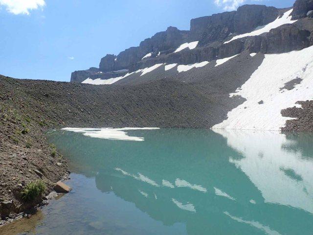 Icefloe Lake (10,652')