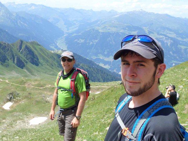 Gerd and Daniel