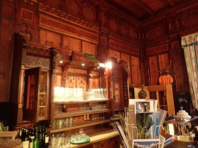 Berliner Hütte bar