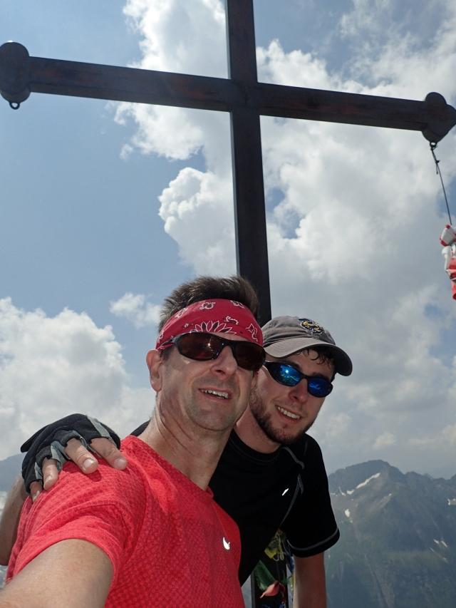 Schönbichler Horn summit