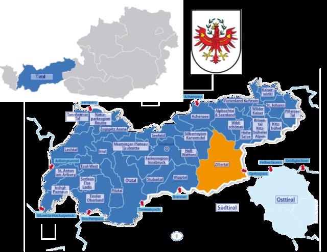 Zillertal_map